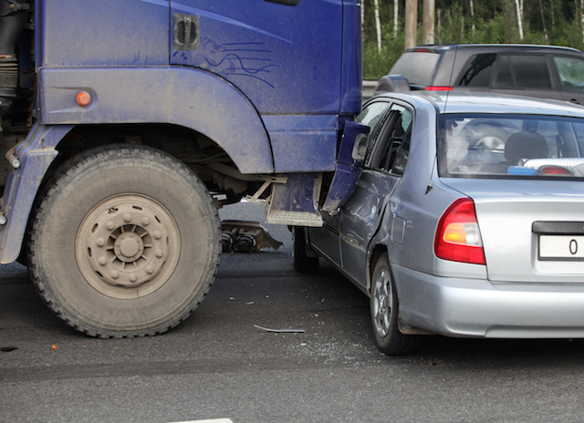 How Your Type of Vehicle May Affect Fault in A Car Accident Claim