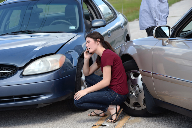 Proving Fault in a California T-Bone Accident Claim